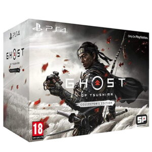 Ghost of Tsushima Collector's Edition - PS4 Exclusive
