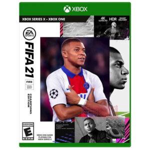 خرید فیفا 21 نسخه Champions