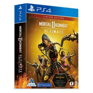 Mortal Kombat 11 Ultimate Limited Edition - R2 - PS4
