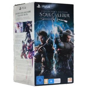 Soul Calibur VI Collector's Edition - R2 - PS4