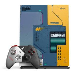 خرید ایکس باکس وان ایکس نسخه Cyberpunk 2077 Limited Edition - یک ترابایت