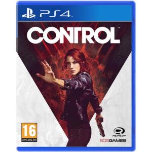 خرید بازی Control - نسخه PS4