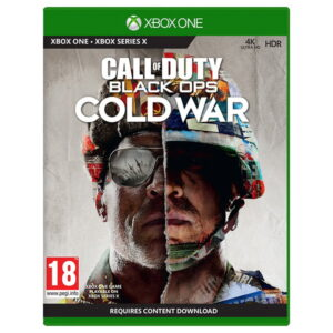خرید بازی Call of Duty Black Ops: Cold War برای XBOX ONE
