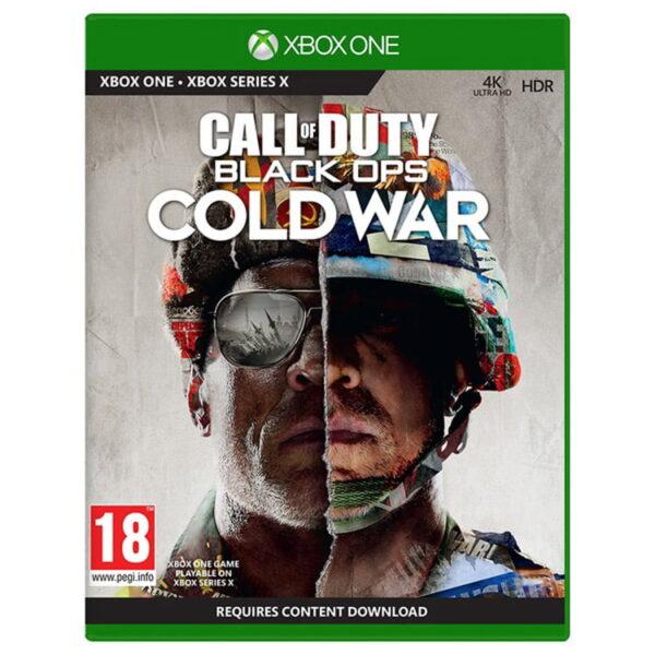 خرید بازی Call of Duty Black Ops: Cold War برای XBOX ONE