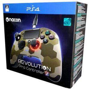 خرید کنترلر NACON Revolution PRO ورژن ۲ - سبز ارتشی