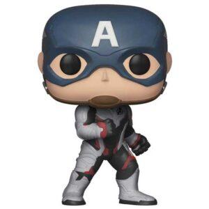 خرید عروسک POP! - شخصیت کاپیتان امریکا از اونجرز