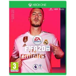 خرید بازی فیفا 20 برای XBOX ONE