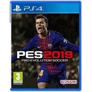 خرید بازی PES 2019 برای PS4