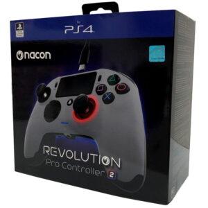 خرید کنترلر NACON Revolution PRO ورژن ۲ - خاکستری