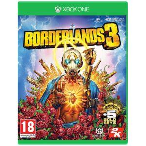 خرید بازی Borderlands 3 نسخه ایکس باکس وان