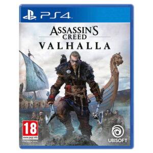 خرید بازی Assassin's Creed Valhalla برای PS4