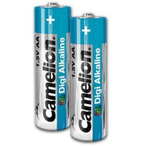 خرید باتری قلمی Camelion LR6 - پک دوتایی