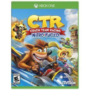 خرید بازی Crash Team Racing Nitro-Fueled - نسخه Xbox One