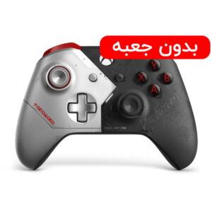 خرید کنترلر Xbox One - طرح ویژه بازی Cyberpunk 2077 نسخه محدود بدون جعبه
