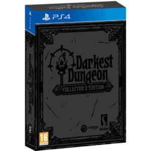 خرید بازی Darkest Dungeon نسخه Collector's Edition برای PS4