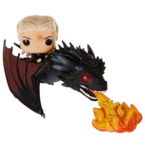 خرید عروسک POP! - شخصیت دنریس تارگرین و اژدهایش از سریال Game of Thrones