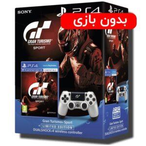 خرید DualShock 4 | طرح بازی Gran Turismo Sport بدون بازی