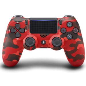 خرید DualShock 4 | طرح قرمز ارتشی سری جدید