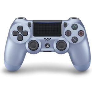 خرید DualShock 4 | طرح Titanium Blue سری جدید