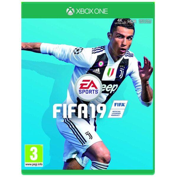 خرید بازی FIFA 19   ایکس باکس وان