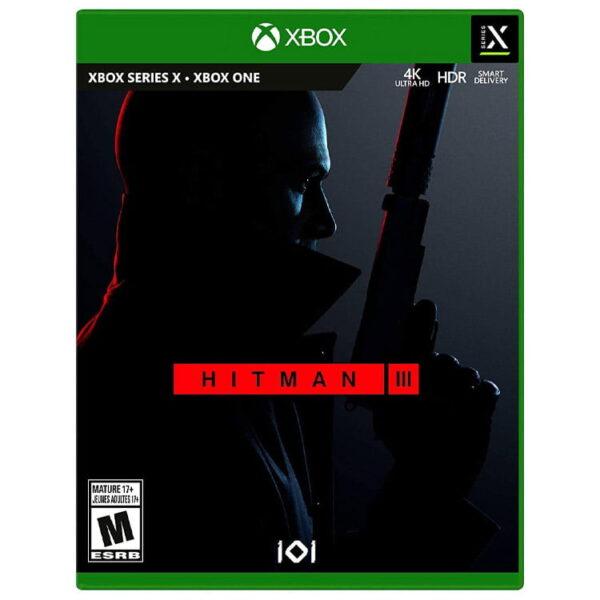 خرید بازی Hitman III برای XBOX