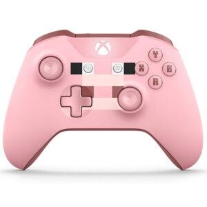 خرید کنترلر Xbox One - طرح بازی Minecraft Pig