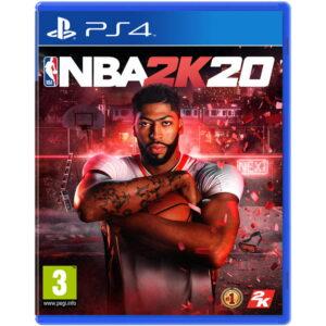 NBA 2K20 - R2 - PS4