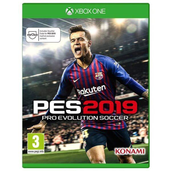 خرید بازی PES 2019 | ایکس باکس وان