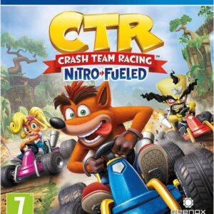 خرید بازی Crash Team Racing Nitro-Fueled - نسخه PS4
