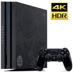 خرید پلی استیشن ۴ پرو | باندل محدود بازی Kingdom Hearts 3