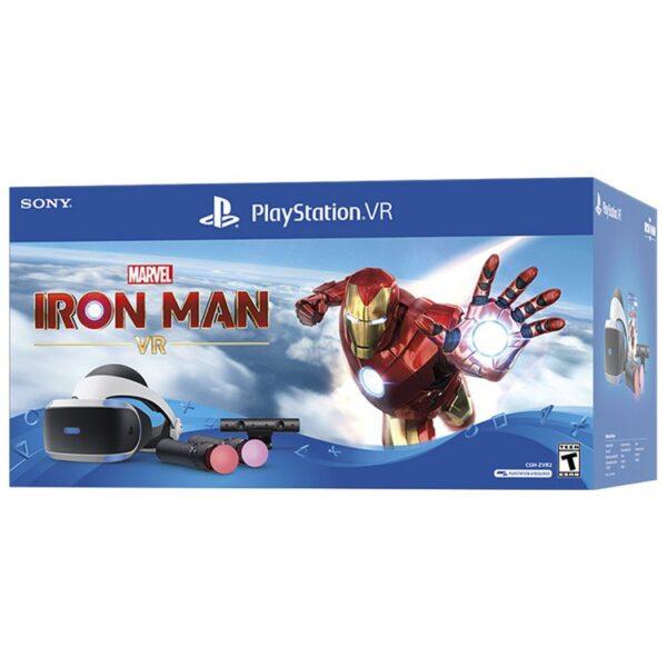 خرید پلی استیشن وی آر باندل بازی Iron Man - سری جدید