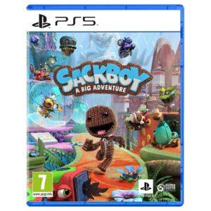 خرید بازی Sackboy: A Big Adventure برای PS5