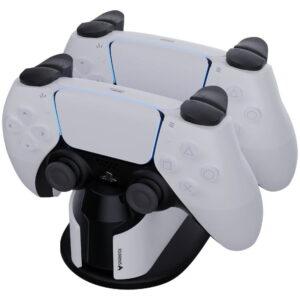 خرید پایه شارژر دوگانه SparkFox برای پلی استیشن 5