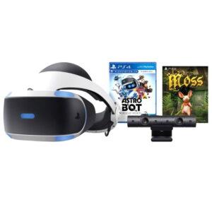خرید پلی استیشن VR | سری جدید باندل بازی های Astro Bot و Moss