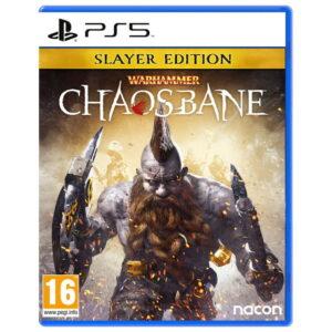خرید بازی Warhammer: Chaosbane نسخه Slayer برای PS5