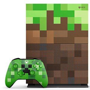 خرید Xbox One S 1TB - باندل بازی Minecraft Limited Edition